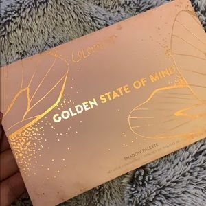 Colourpop Golden State of Mind Palette ✨✨